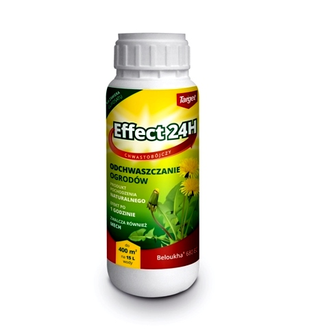 Effect 24h Beloukha 680 EC - 500 ml (zwalcza chwasty i mech)