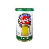 COOPERS Koncentrat do wyrobu piwa LAGER 1,7 kg