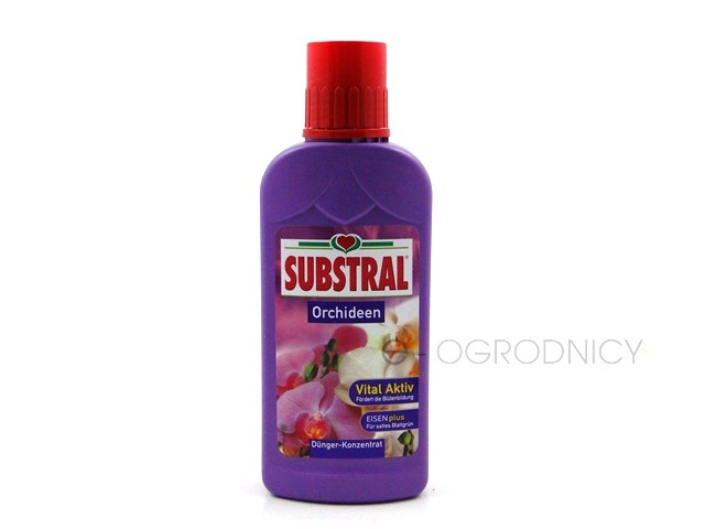 Substral Nawóz do orchidei - 250 ml
